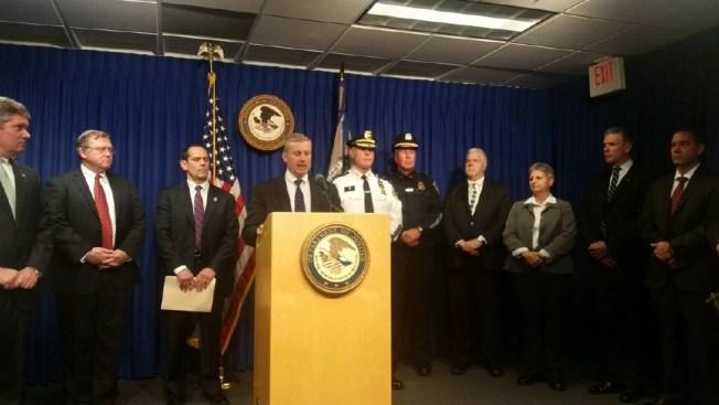 15 Arrested in FBI Drug Trafficking Sting in New England