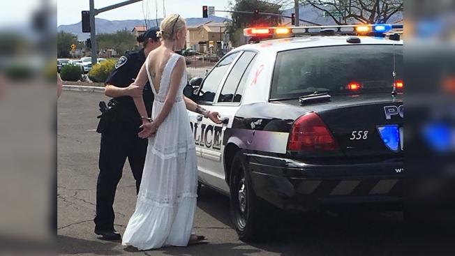 Woman En Route to Her Wedding Arrested for DUI: Police