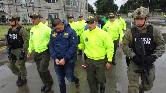 Colombia Extradites Major Drug Suspect to US
