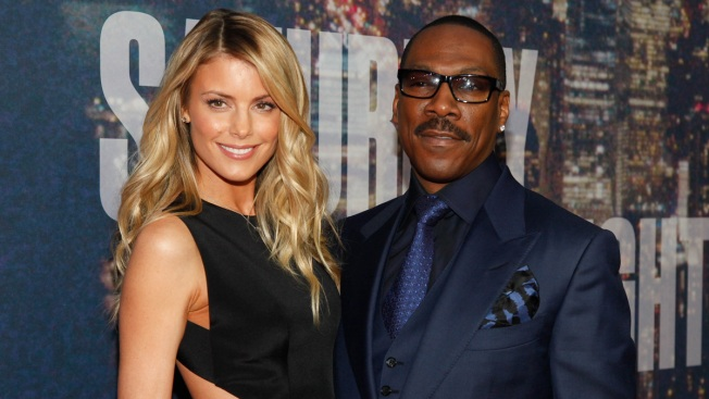 Eddie Murphy Is Going to Be a Dad for the 10th Time