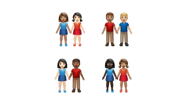 Apple, Google Continue Inclusive Push With New Emojis