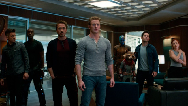 'Avenger: Endgame' Seeks Top Honors at MTV Movie & TV Awards