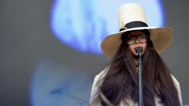 Erykah Badu Claims Supportive Hitler Stance 'Misconstrued'