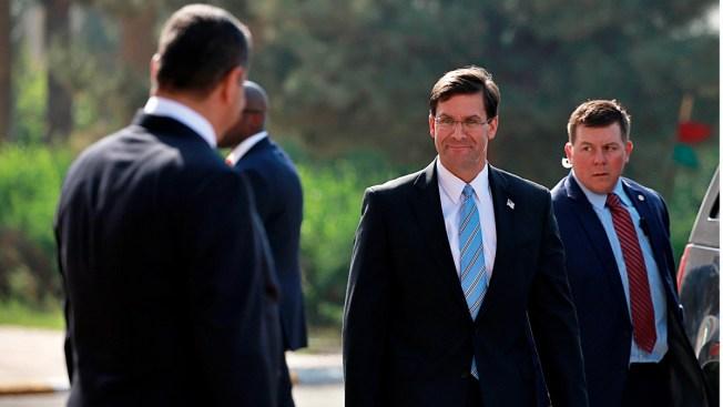US's Esper Has Sharp Words for Turkey Over Syria Invasion