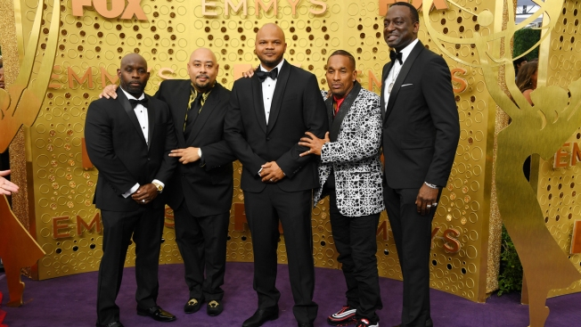'When They See Us' Honors Real Central Park 5 at Emmys