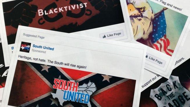 Under Pressure, Social Media Giants Acknowledge Meddling
