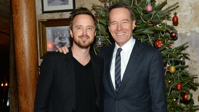 Fake Out: 'Breaking Bad' Fans Disappointed New Cranston, Paul Project is Booze...Not Onscreen Reunion