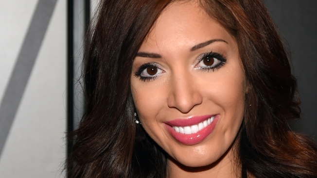 Farrah Abraham Charged Over Scuffle With Hotel Security