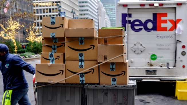 FedEx Is Ending Ground-Delivery Contract With Amazon