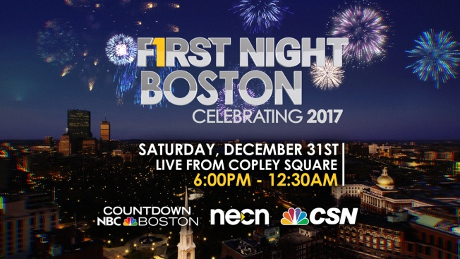 NBC Boston to Host Over 6 Hours of Live First Night Coverage