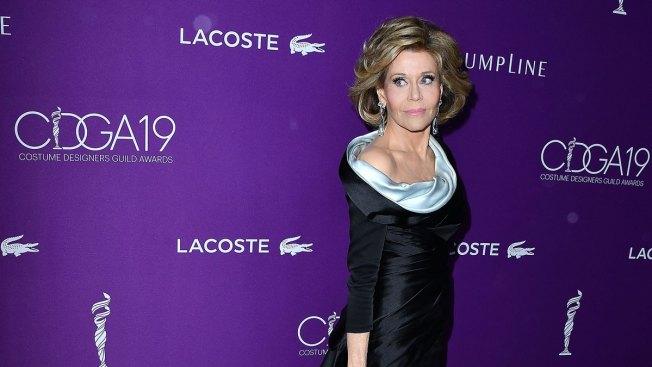 Jane Fonda Reveals She Is a Rape Survivor