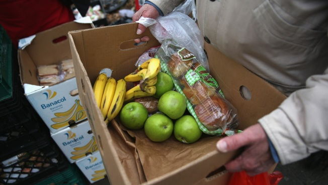 Food Box Idea Draws Ire From Democrats, Advocates