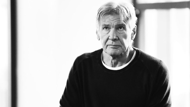 Harrison Ford Keeps on (Blade) Running