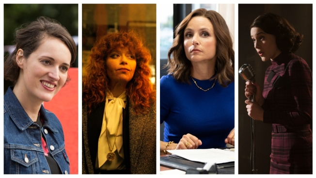 It's No Joke: Women Rule Emmy Comedy Series Category