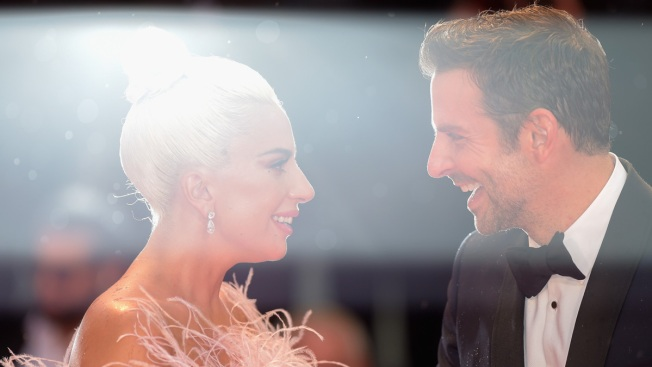 Bradley Cooper and Lady Gaga Surprise Las Vegas Audience With 'Shallow' Duet