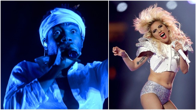 COPY - Childish Gambino, Lady Gaga to Perform at Grammy Awards