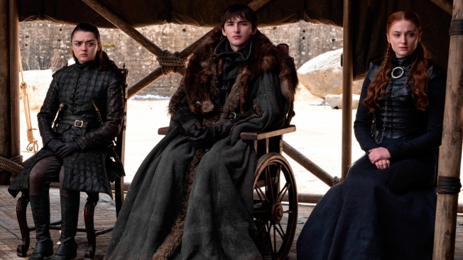 'Game of Thrones' Finale: HBO's Epic Comes to Shockingly Somber End