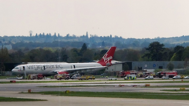 Passengers, Crew on Virgin Flight Quarantined in UK