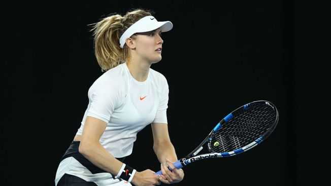 Genie Bouchard Owes Chicago Man Date After Patriots' Comeback Win