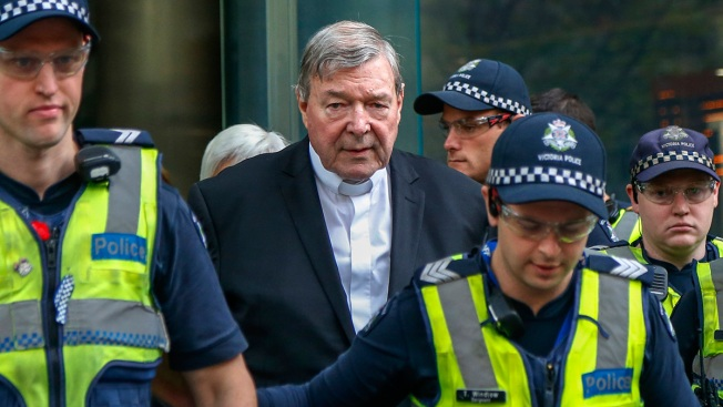 Cardinal Pell Sent to Prison For Abusing 2 Boys in Australia