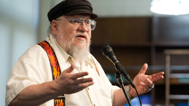 Author George RR Martin: 'Game of Thrones' Finale Was Ending, Also Beginning