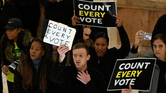 Georgia Gov. Race: Dems Doubt Kemp's Claim of 'Insurmountable Lead'