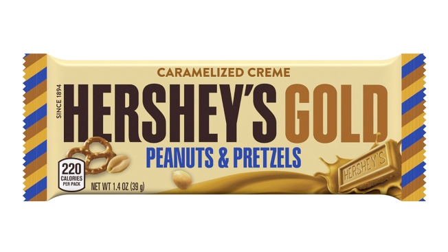 Hershey to Release First New Candy Bar Since 1995