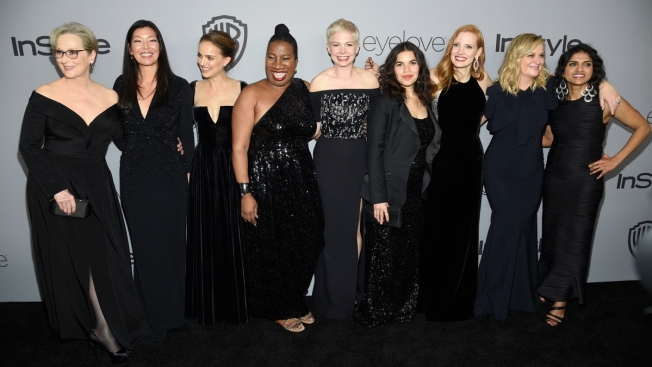 An Awards Show Crossroads 1 Year After the Time's Up Globes