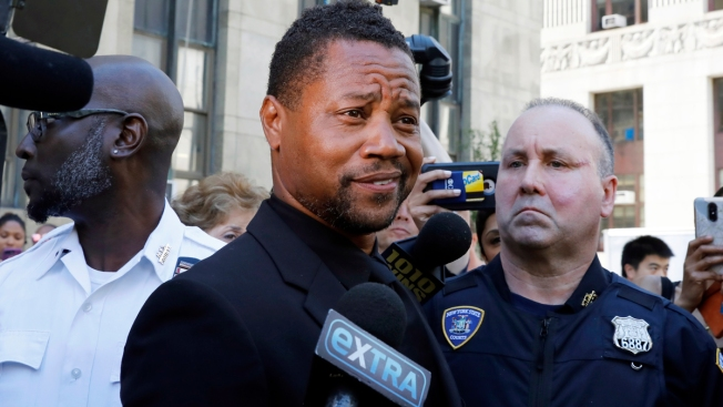 Cuba Gooding Jr. Facing New Undisclosed Charge