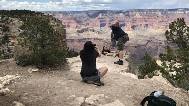 Despite Grand Canyon Deaths, Tourists Still Drawn to the Edge