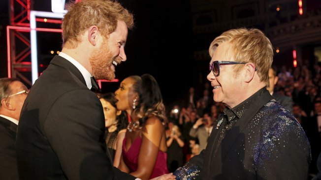 Prince Harry Carries on Princess Diana's Legacy by Announcing AIDS Initiative With Elton John