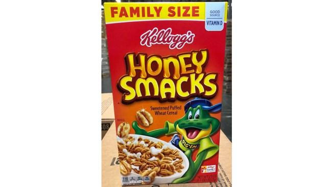 More Sick in Honey Smacks Salmonella Outbreak Despite Total Recall: CDC