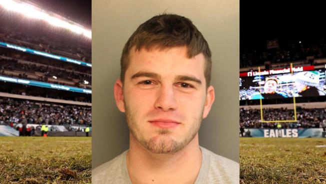 Eagles Fan Charged for Punching Police Horse After Ejection
