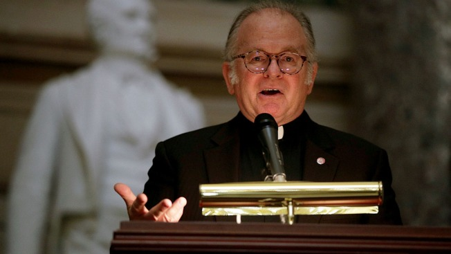 House Chaplain Wins Job Back After Scalding Letter to Ryan