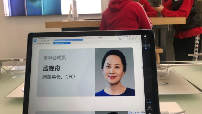 Huawei CFO Suing Canada, its Border Agency and the RCMP