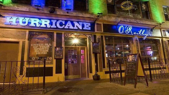 Shelter Opens in Back Room of Hurricane O'Reilly's Near Boston's North Station