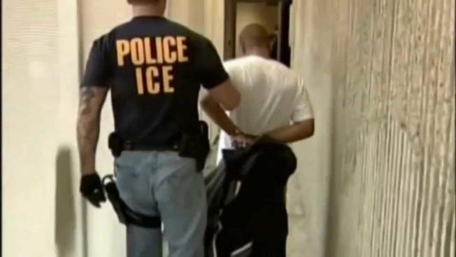 ICE: 32 Arrested in New England in 5-Day Sting