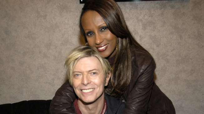 Iman Pays Tribute to David Bowie on Anniversary of Husband's Death