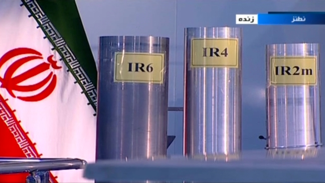UN Atomic Watchdog Raises Questions of Iran's Centrifuge Use