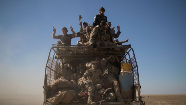 Iraqi PM Declares Tal Afar 'Fully Liberated' From ISIS