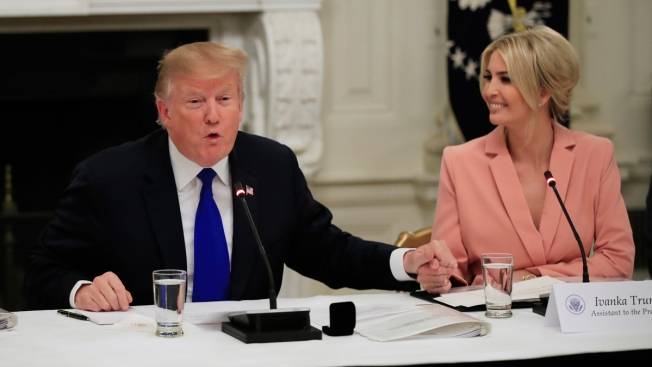 Trump Budget to Include $100M for Ivanka's Women's Fund