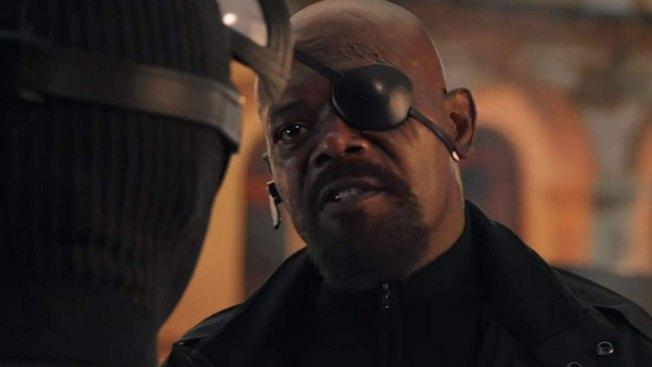 Samuel L. Jackson Not Happy After Marvel Poster Mess-Up