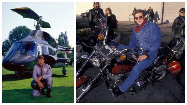 Former 'Airwolf' Star Jan-Michael Vincent Dead at 73