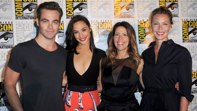 Wonder Woman' Director Condemns Dearth of Female-directed Blockbusters