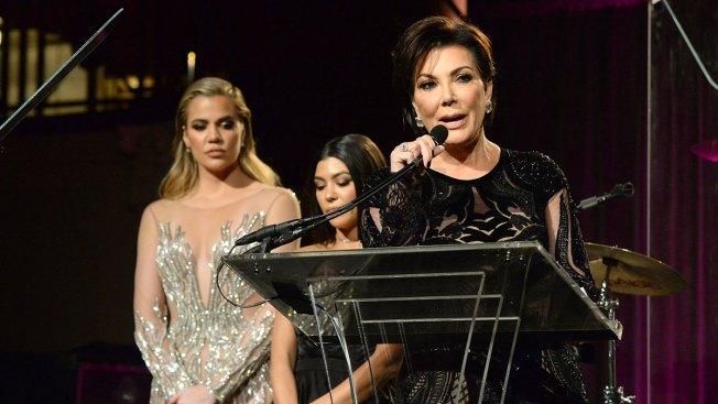 Emotional Kris Jenner Pays Tribute to Late Robert Kardashian