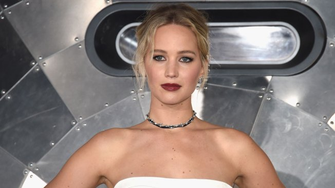 Jennifer Lawrence Suggests Storms are 'Mother Nature's Rage'