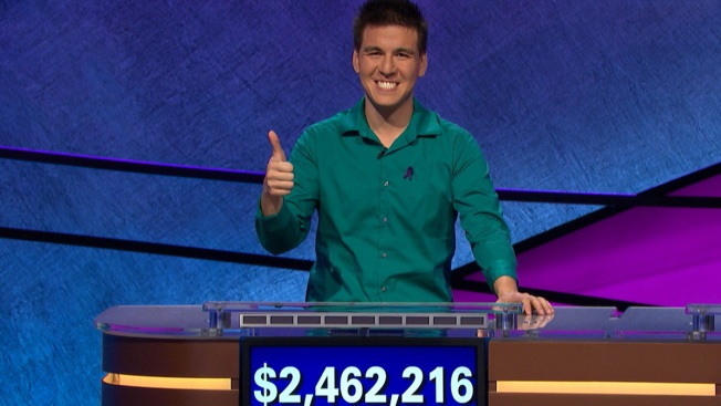 'Jeopardy!' Champ James Holzhauer Makes Pancreatic Cancer Donation in Alex Trebek's Name