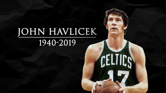 Celtics Legend John Havlicek, a Mainstay of '60s and '70s Champions, Dies at 79