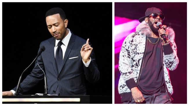 John Legend Speaks Out Against R. Kelly in Lifetime Docu-Series