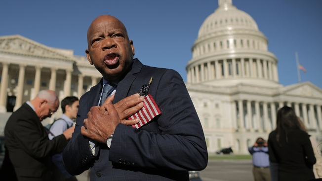 Rep. John Lewis Released From Hospital